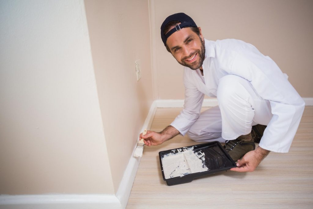 Springfield Drywall Contractors - Drywall Painting 1