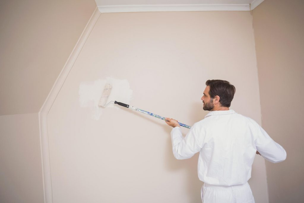 Springfield Drywall Contractors - Drywall Painting 2